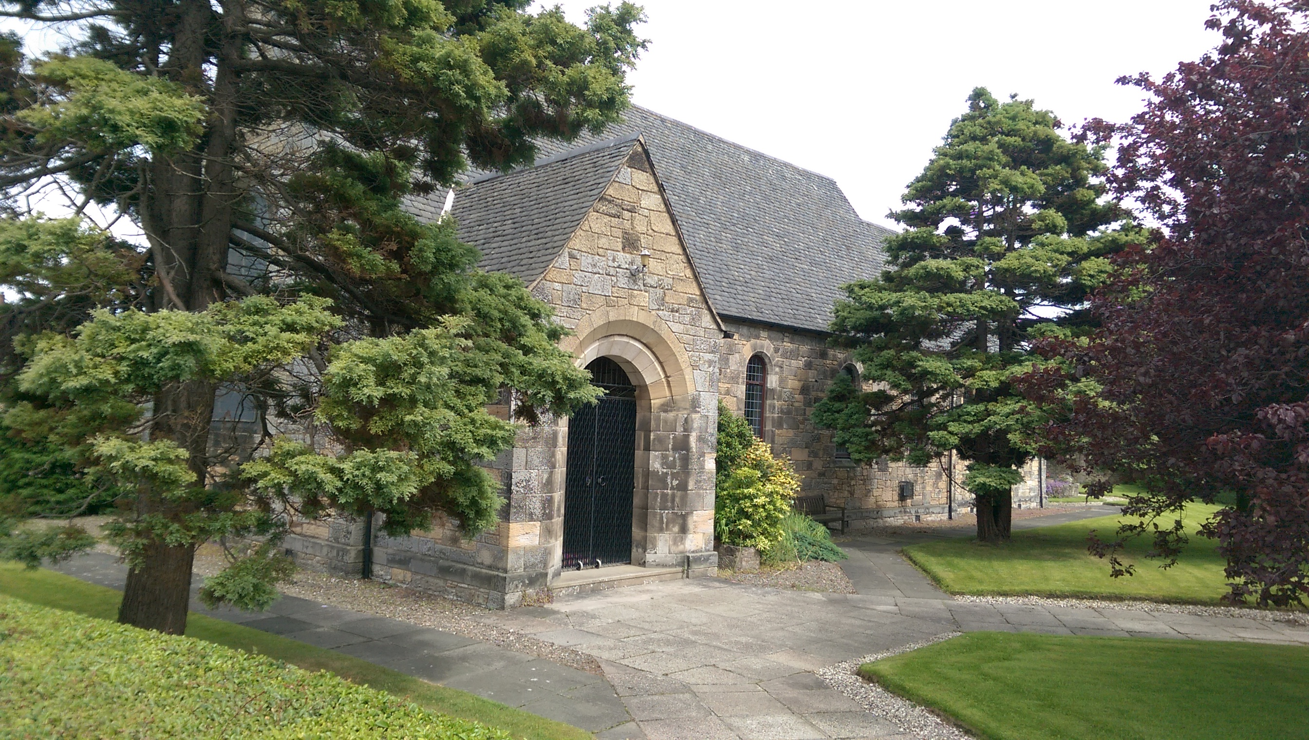 St Mary's Grangemouth