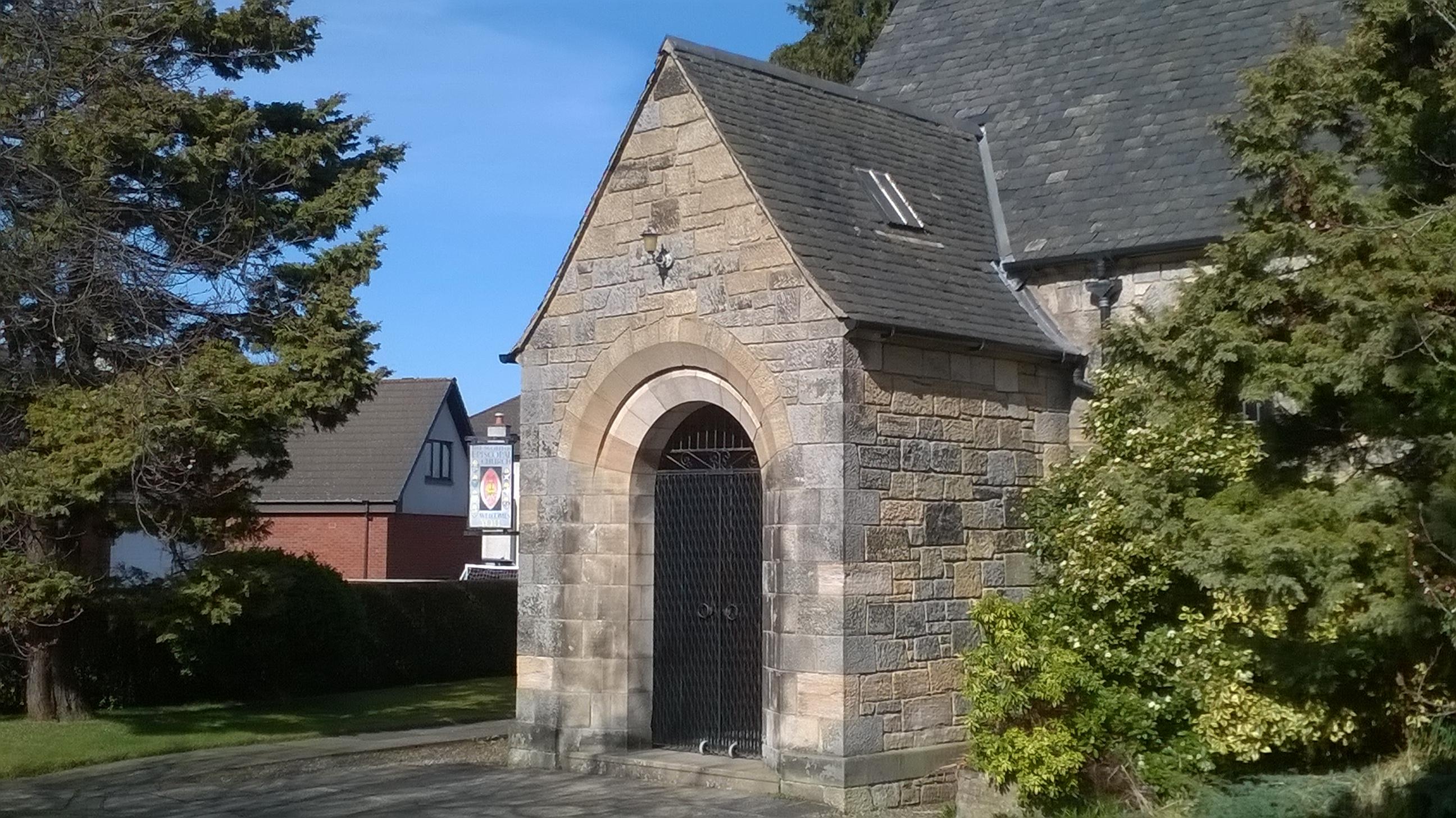 St Mary's Grangemouth